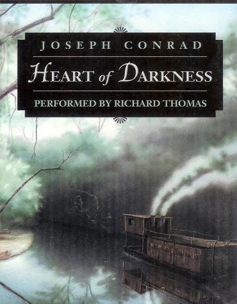 a look at human emotions portrayed in heart of darkness by joseph conrad The heart of darkness is in the heart of western civilization (heart of darkness, joseph conrad p107) heart of darkness are portrayed as characterless.
