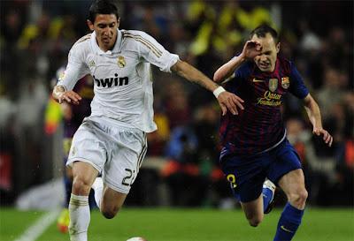 `Top 5´ los mejores volantes de la liga española
