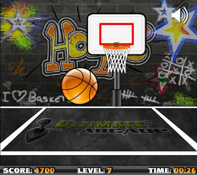 basketbol oyunları oyna çılgın basket at oyunu