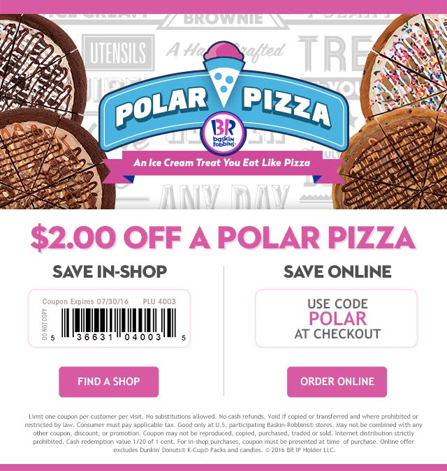 picture relating to Baskin Robbins Printable Coupons named Baskin robbins ice product coupon codes / Mission tortillas coupon 2018