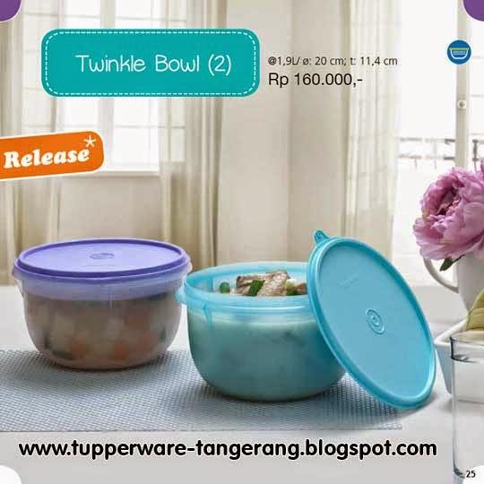mangkok Tupperware