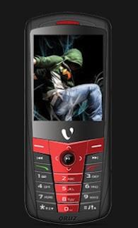 Videocon V1533 Dual SIM Multimedia Phone