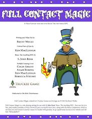Full Contact Magic