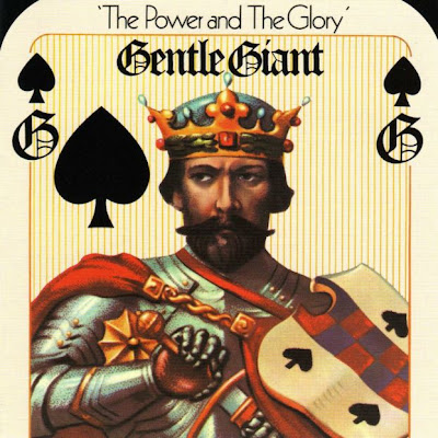 Gentle Giant - The Power and The Glory 1974 (UK, Symphonic Prog)