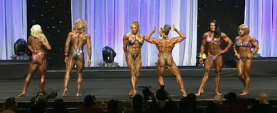 Ms International 2012 lineup