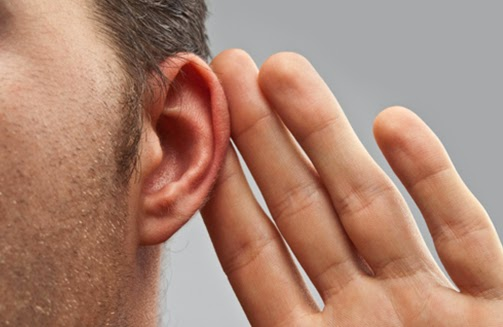 HEARING TWO VOICES