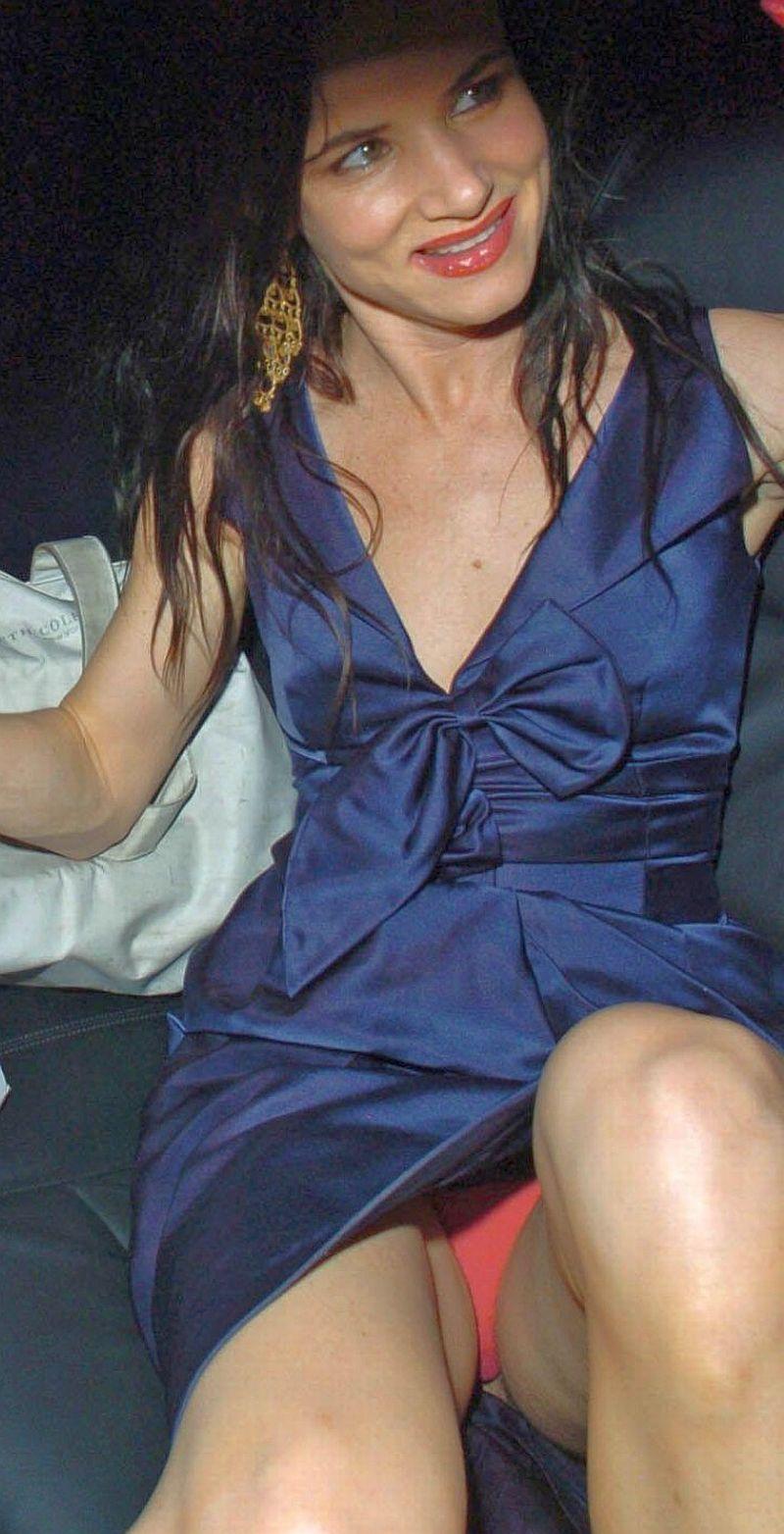 Juliette Lewis Upskirt