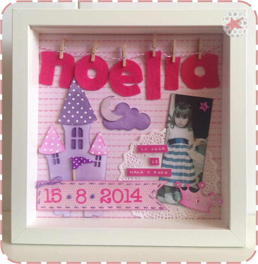 Princessadenoche cuadros para dos mellizos con foto de un - Cuadros para habitacion de bebe ...