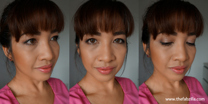 face of the day, guerlain terra-cotta sun celebration, hourglass ambient lighting powder, ysl bb cream, urban decay naked 3, jennifer lopez american idol makeup