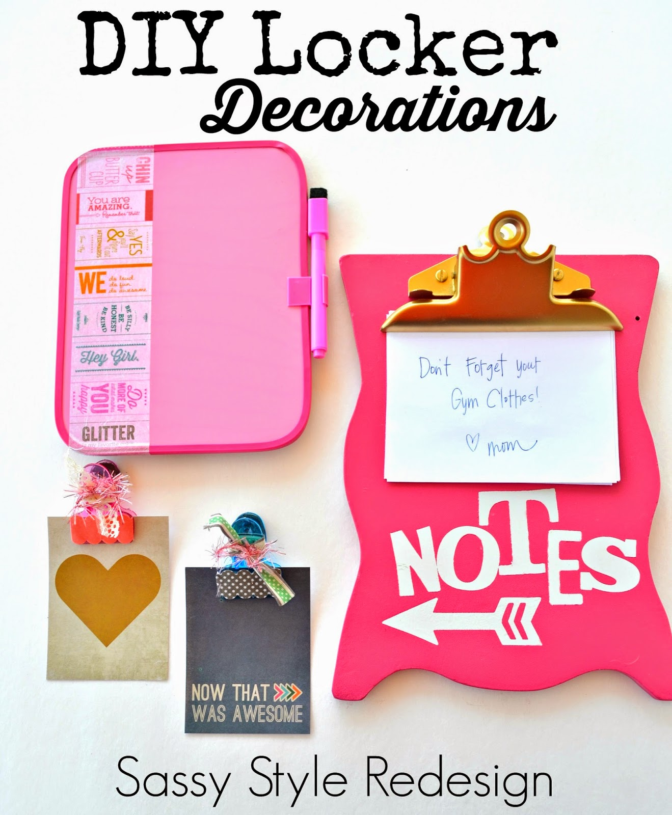 Httpwwwsassystyleredesigncom201407diy   Locker Designs Ideas