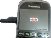 Cara Mengatasi Battre Silang Pada Blackberry Saat Di Charge