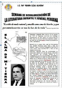 SEMANA DE LA REVALORIZACIÓN DE LA LITERATURA INFANTIL Y JUVENIL