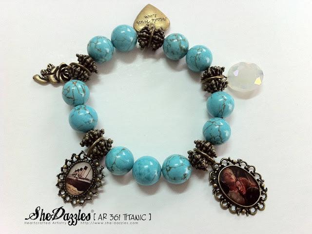 titanic-charm-bracelet