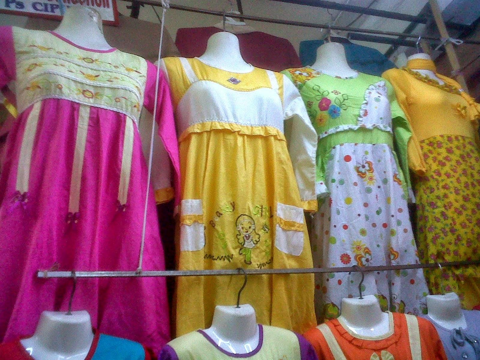Grosir Baju Muslim Anak Jatinegara