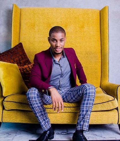 top model Alex Ekubo looking suave in recently released pics