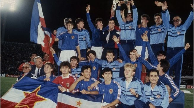 In the qualifying rounds Yugoslavia were impressive, winning seven of eight games, scoring 24 goals and finishing above eventual tournament winners Denmark ...
