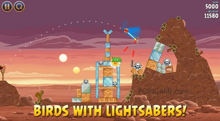 Download New Angry Birds Star Wars