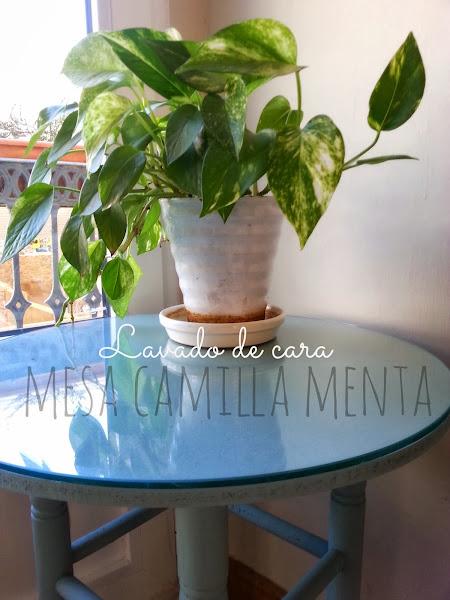 Mesa camilla decorar tu casa es - Decorar mesa camilla ...