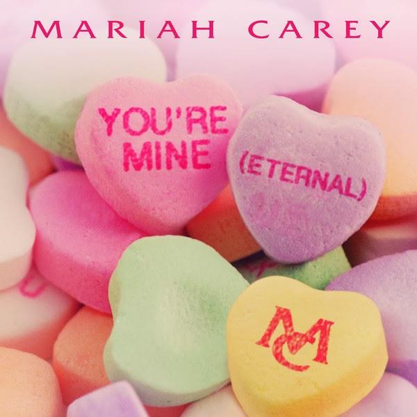 Mariah Carey - You're Mine (Eternal) - Single Cover