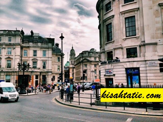 Pejabat Tourism Malaysia London.