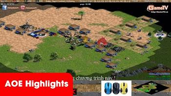 AOE Highlights, Gunny nhảy đồng khi cầm Minoan đầu cánh cân team map Gigantic