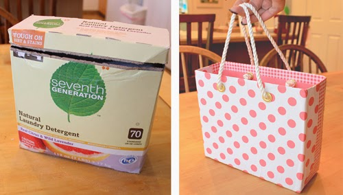 Repurposing Laundry Detergent Containers Into Useful Objects
