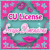 Scraps Dimensions CU License