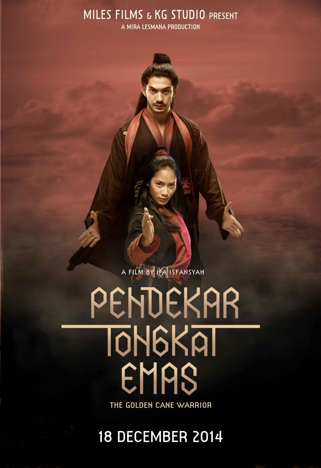 Review Film Pendekar Tongkat Emas 2014