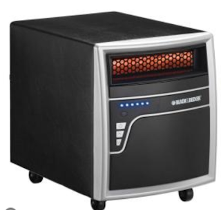 HomeDepot.com: 40% off Black & Decker Heaters + FREE Shipping! Prices