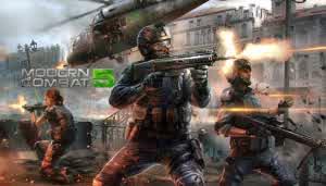 Modern Combat 5 Blackout apk full
