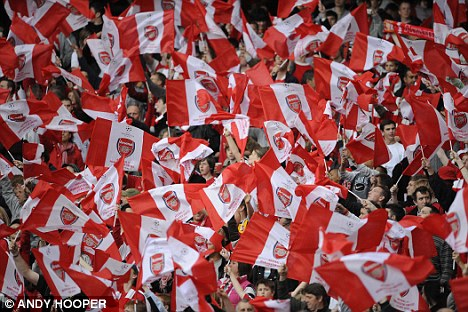 Top 10 Famous Arsenal Fans - (You may be surprised by some ...