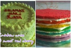 KOLEKSI RAINBOW CAKE