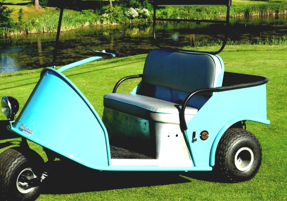 Golf Cart - Marketeer Golf Cart