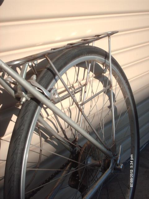 303 tubing pannier bicycle luggage bewbies