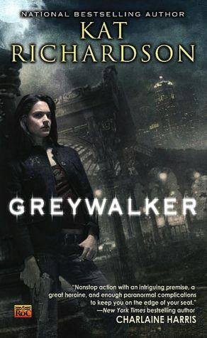 Kat Richardson Greywalker