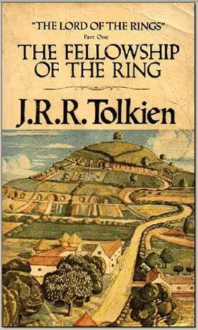 The Book Blog: The Fellowship of the Ring (Book One, Lord ...