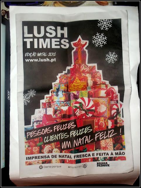 Jornal Edição de Natal 2012