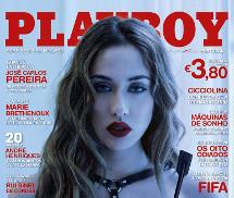 Marta Noémi Playboy Portugal Fevereiro 2016