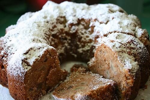 GlutenAway: Gluten Free Apple Spice Cake