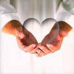 A paz invadiu o meu coração...