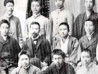 Kano y sus discípulos destacados