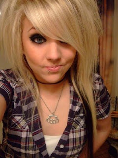 Hairstyle Emo Girl Wallpaper