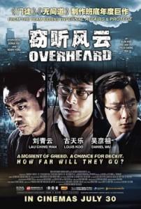 Ver Overheard (2010) Online