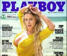 Gatas QB - Lola Melnick Playboy Brasil Dezembro 2014