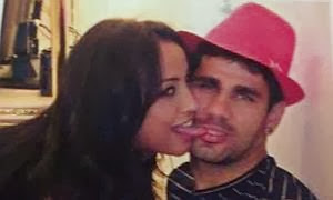 Diego Costa with Single