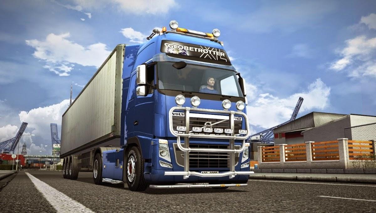 Descargar euro truck simulador 2 español gratis
