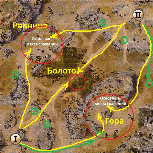 карта рыбацкая бухта wot тактика