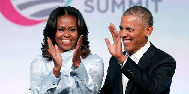OBAMA PRODUCIRÁ PODCASTS PARA SPOTIFY