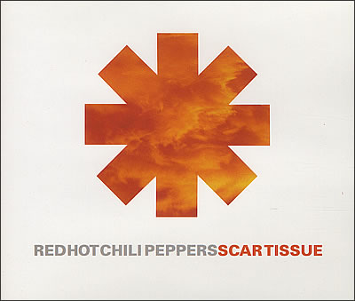 Red hot chili peppers scar tissue lyrics