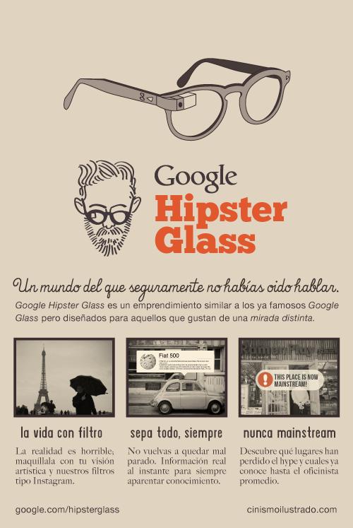 гуглглас для хипстера